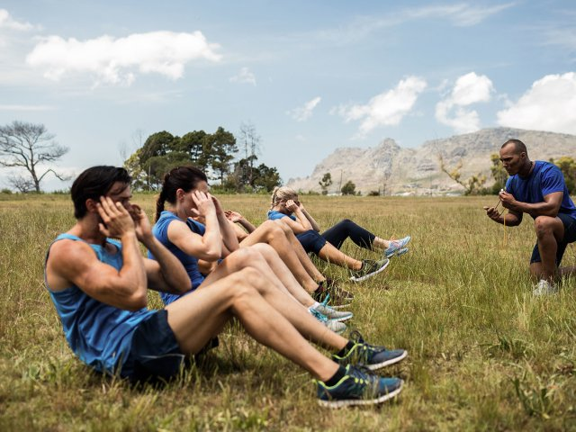 How Group Workouts Can Spike Your Anxiety